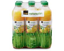 Coop Naturaplan Bio-Orangensaft, 6 x 1 Liter