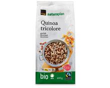 Coop Naturaplan Bio-Quinoa Tricolore, Fairtrade Max Havelaar, 400 g