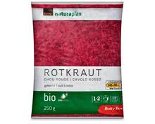 Coop Naturaplan Bio-Rotkraut, gekocht, 2 x 250 g, Duo