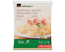 Coop Naturaplan Bio-Sauerkraut, gekocht, 3 x 250 g, Trio