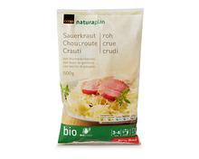 Coop Naturaplan Bio-Sauerkraut roh