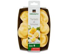 Coop Naturaplan Bio-Tortelli al Limone, 250 g