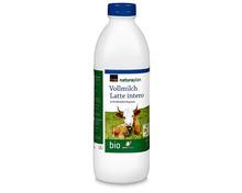 Coop Naturaplan Bio-Vollmilch, 6 x 1 Liter