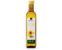Coop Naturaplan Schweizer Bio-Sonnenblumenöl, 5 dl