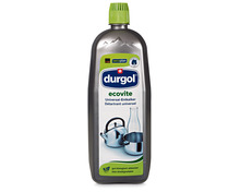 Coop Oecoplan Durgol ecovite Universal-Entkalker, 3 x 1 Liter, Trio