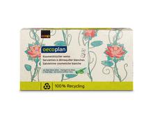 Coop Oecoplan Kosmetiktücher, Aloe Vera Box 3-lagig, 4 x 100 Stück, Quattro