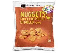 Coop Poulet-Nuggets, tiefgekühlt, 1,5 kg