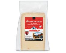 Coop Pro Montagna Bündner Bio-Bergkäse extra