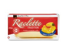 Coop Raclette Nature, Scheiben, 2 x 440 g, Duo
