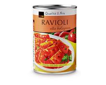 Coop Ravioli alla Bolognese, 6 x 430 g, Multipack