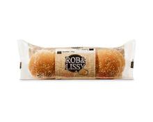 Coop Rob & Lissy Hamburger Buns mit Sesam, 2 x 345 g, Duo