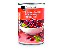 Coop Rote Indianerbohnen, 3 x 290 g, Trio