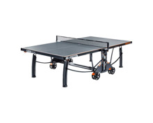 Cornilleau Tischtennis Tisch 700M Outdoor Crossover, grau