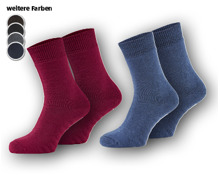 CRANE® Damen-/Herren-Winter-Wellnesssocken