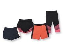 CRANE® Kinder-Sport-Shorts/-Leggings