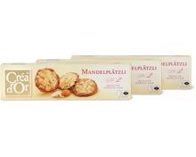 Créa d'Or Biscuits, 3er-Pack