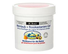 Creme Weinlaub-/Rosskastanien-gel 250 ml