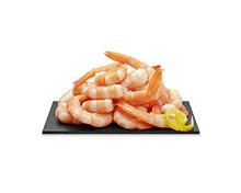 Crevetten gekocht, Tail-on, 41–60, ASC, aus Zucht, Vietnam, in Selbstbedienung, 450 g