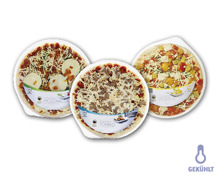 CUCINA NOBILE Steinofen Pizza