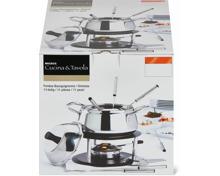 Cucina & Tavola Fondue Bourguignonne/Chinoise-Set