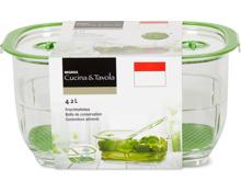 Cucina & Tavola Frischhaltebox 4.2 Liter