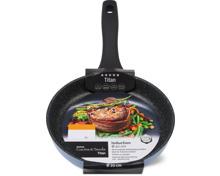 Cucina & Tavola Titan-Bratpfanne flach, Ø 20 cm