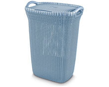 Curver Wäschebox Misty Blue