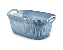 Curver Wäschekorb Misty Blue