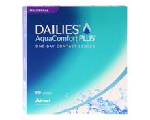 Dailies Aquacomfort Plus Multifocal 90 Linsen