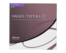 Dailies Total 1 Multifocal, 90 Stück