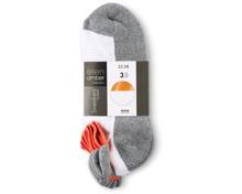 Damen-Sport-Sneaker-Socken im 3er-Pack