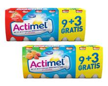 Danone Actimel Drink Multifrucht/ Erdbeer