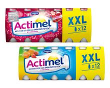 Danone Actimel Drink Multifrucht/ Granatapfel