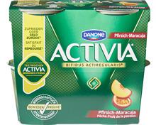 Danone Activia Joghurt Pfirsich-Maracuja