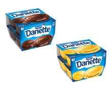 Danone Danette Vanille/ Chocolat