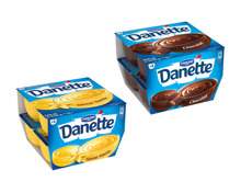 Danone Danette Vanille/Chocolat
