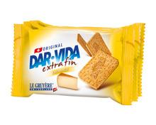 DAR-VIDA Cracker mit Käse