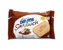Dar-Vida Sandwich Choco, 4 x 195 g