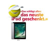 Das schlägt alles: Das neuste iPad geschenkt!