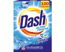 Dash Waschpulver Alpen-Frische