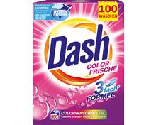 Dash Waschpulver Color-Frische