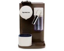 De Longhi Nespresso Kapselmaschine Lattissima One Brown