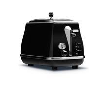 De Longhi Toaster CTO2003.BK schwarz