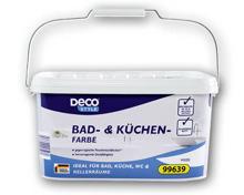 DECO STYLE® Bad-/Küchenfarbe