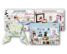 Dekorationskartons/ Origamipapier