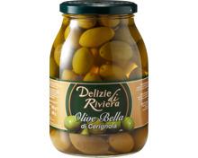 Delizie di Riviera grüne italienische Oliven