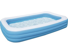 Deluxe Blue Family Pool