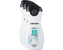 Denim Performance Shower Gel Extreme Fresh