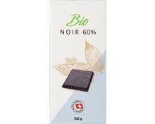 Denner Bio-Tafelschokolade Dunkel 60%