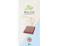 Denner Bio-Tafelschokolade Milch